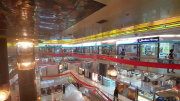 GOLDEN LANDMARK: Shop at atrium for rent 270 sqft